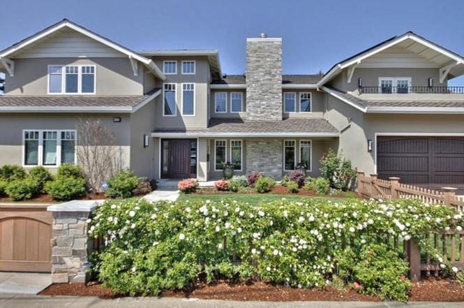 Частный односемейный дом для того Аренда на 2054 Saint Francis Way 2054 Saint Francis Way San Carlos, Калифорния 94070 Соединенные Штаты