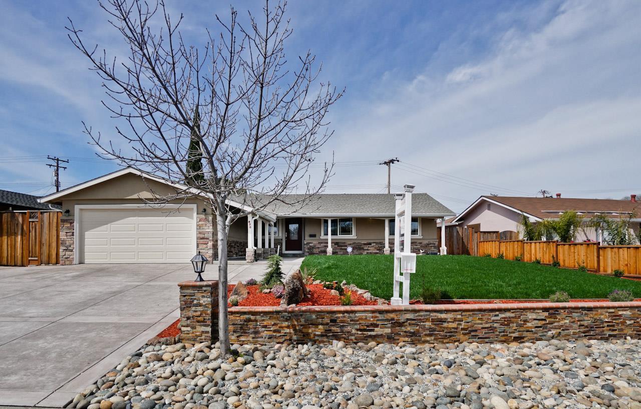 獨棟家庭住宅 為 出售 在 470 Kiely Boulevard 470 Kiely Boulevard Santa Clara, 加利福尼亞州 95051 美國