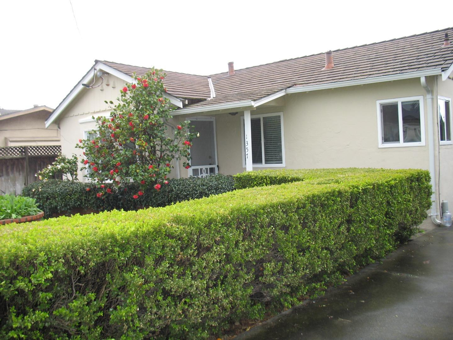 Single Family Home for Rent at 1357 Park Drive 1357 Park Drive Mountain View, California 94040 United States