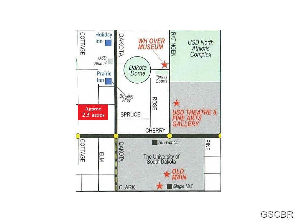 Property for sale at 807 Cottage & 23 E. Duke, Vermillion,  SD 57069