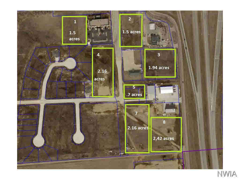 Property for sale at TBD Sodrac Dr And Sioux Point Rd, No. Sioux City,  SD 57049