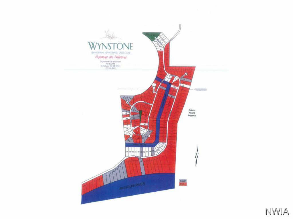 Property for sale at Lot 61 Wynstone 7th Add Phase 1, Jefferson,  SD 57038