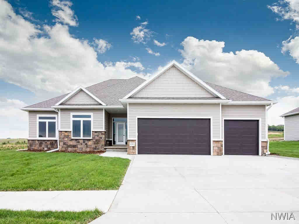 Property for sale at 6741 Prairie View Ct., Sioux City,  IA 51106