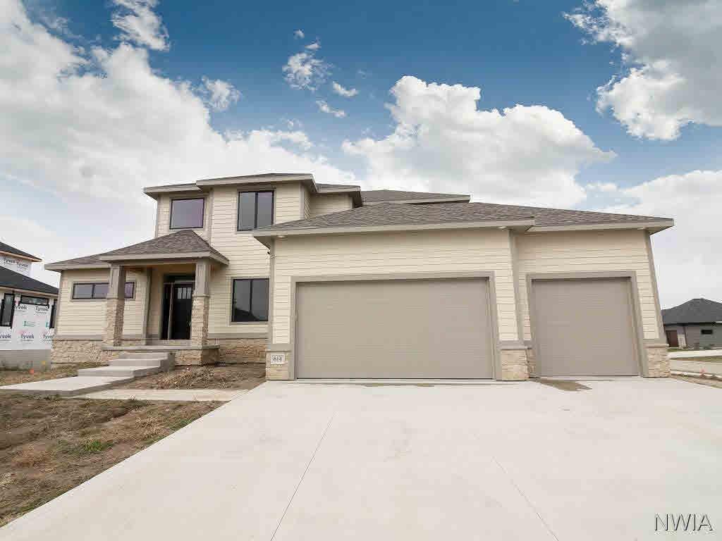 Property for sale at 614 Laquinta Ct., Dakota Dunes,  SD 57049