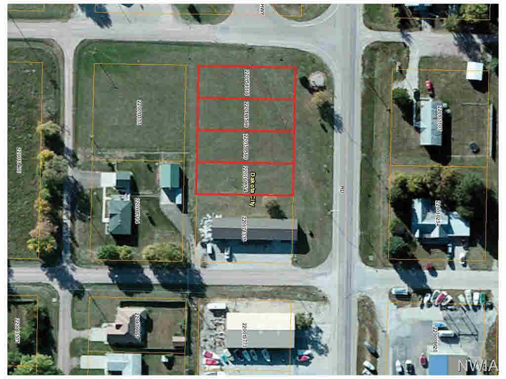 Property for sale at TBD Broadway, Lots 3-6, Dakota City,  NE 68731