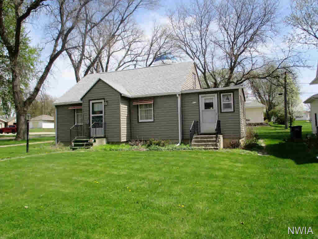 Property for sale at 323 Barre St., Kingsley,  IA 51028
