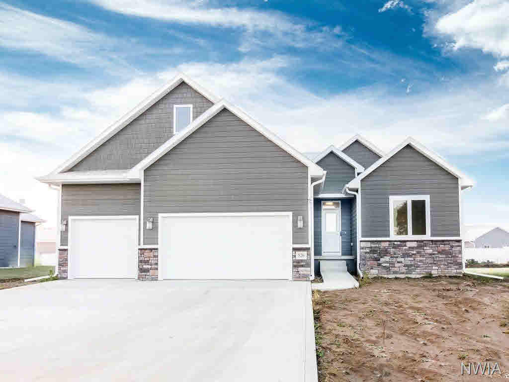 Property for sale at 526 Kingston Circle, Sergeant Bluff,  IA 51054
