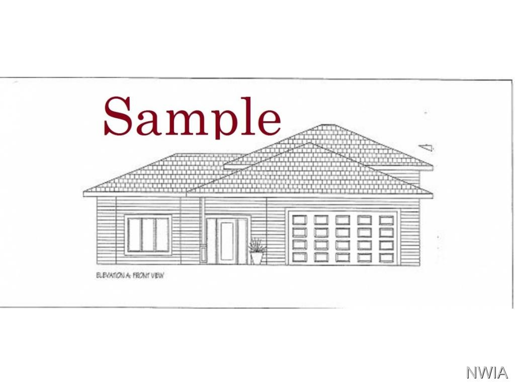 Property for sale at Lot 51 Jamie Lane, Sergeant Bluff,  IA 51054