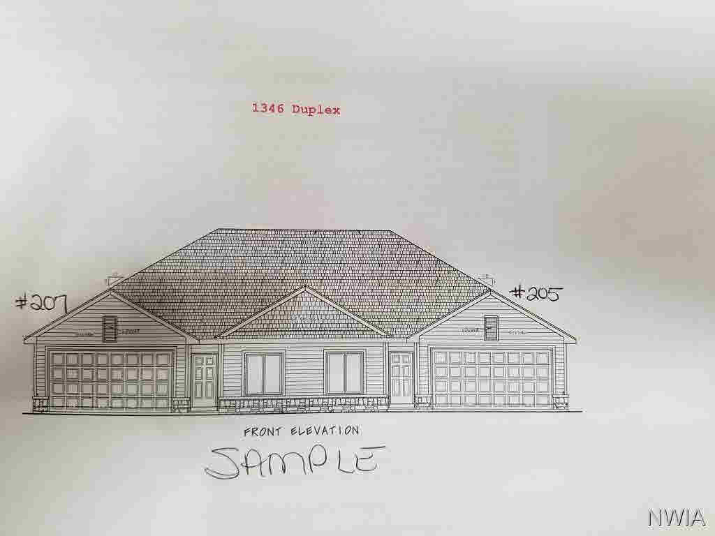 Property for sale at 207 Delmar Circle, No. Sioux City,  SD 57049