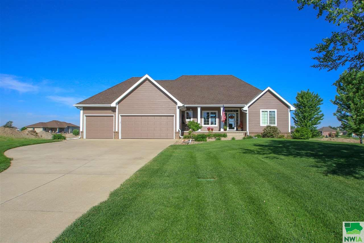 Property for sale at 813 Brookside, Jefferson,  SD 57038