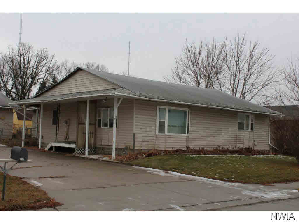 Property for sale at 614 W 15th, South Sioux City,  NE 68776