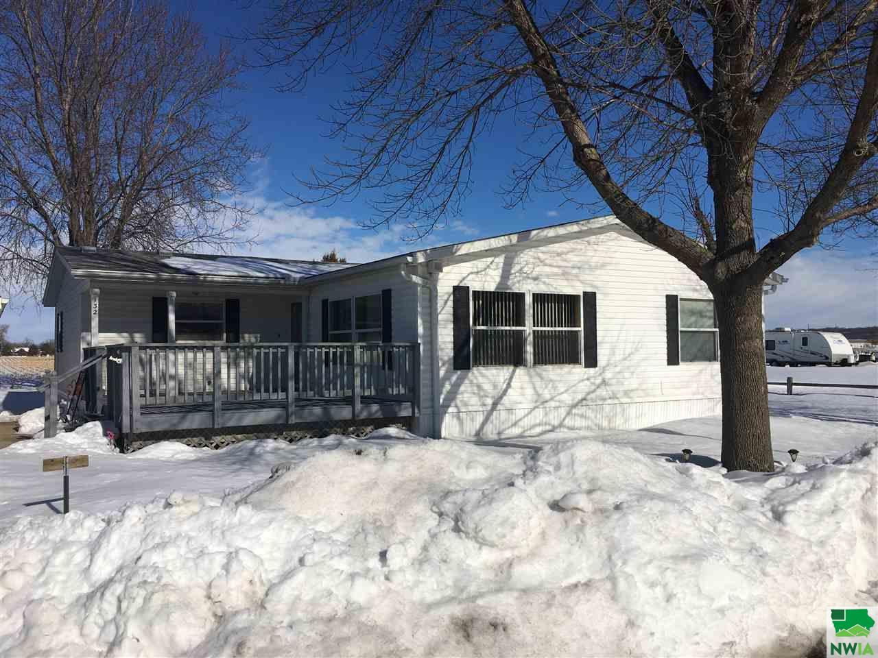 Property for sale at 132 Cotts Unit: 1, No. Sioux City,  SD 57049
