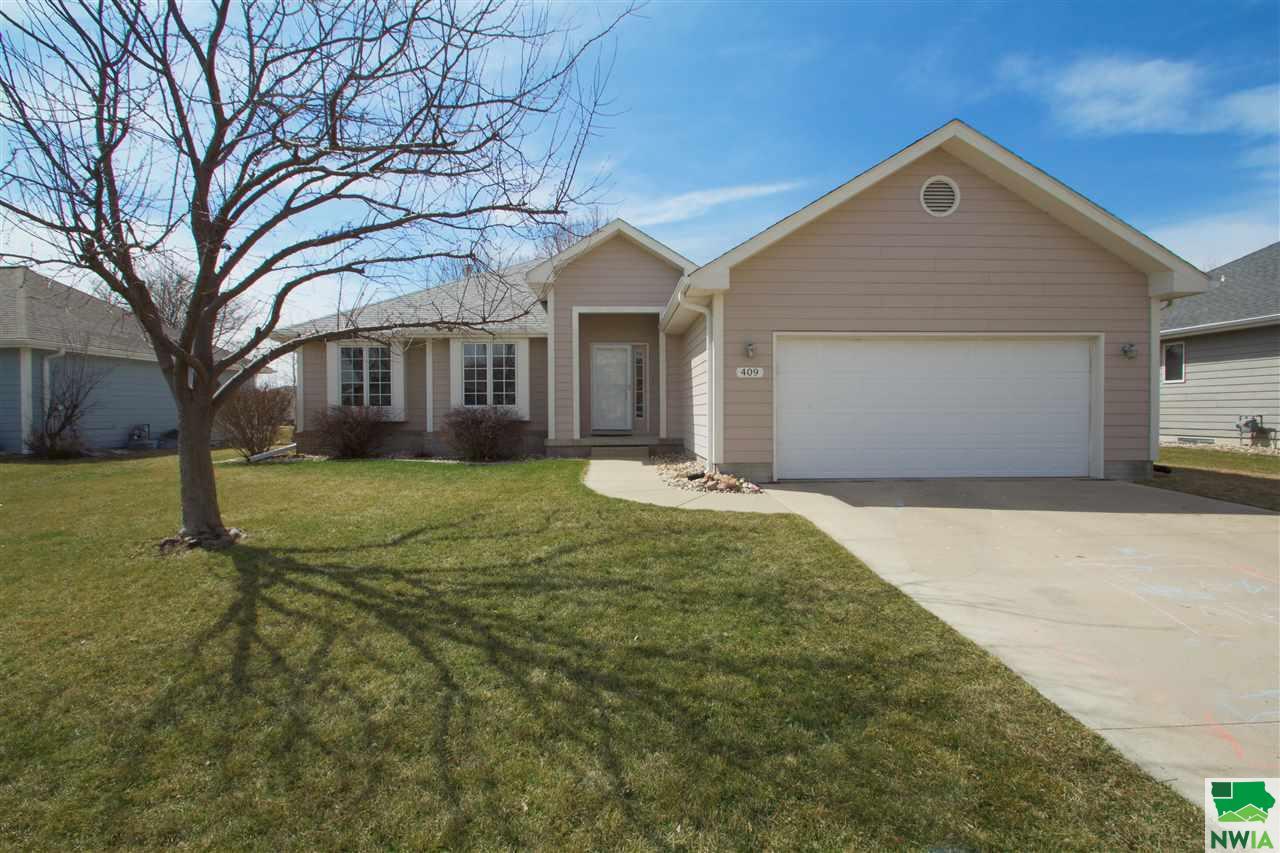 Property for sale at 409 Eagle Circle, Dakota Dunes,  SD 57049