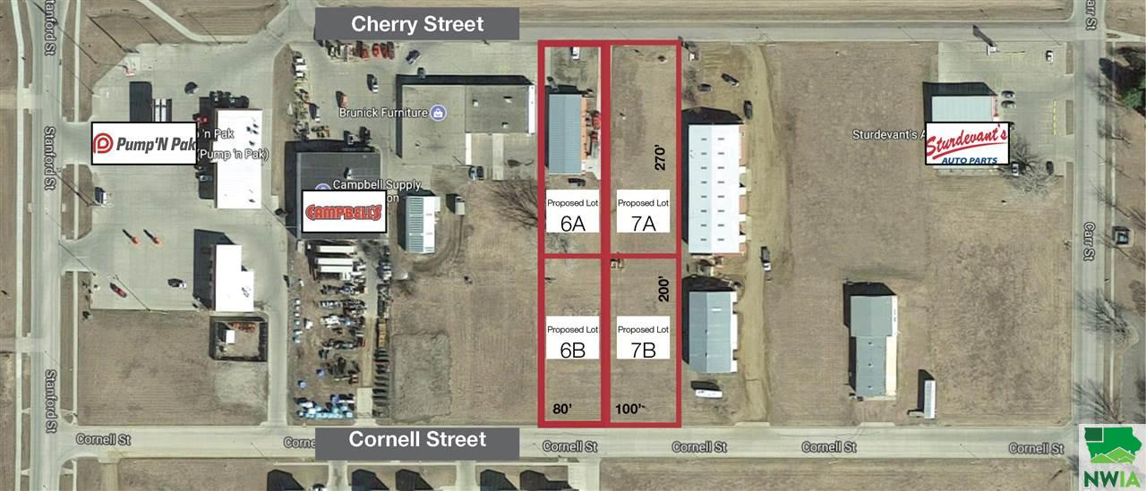 Property for sale at Proposed Lot 7A Cherry St., Vermillion,  SD 57069
