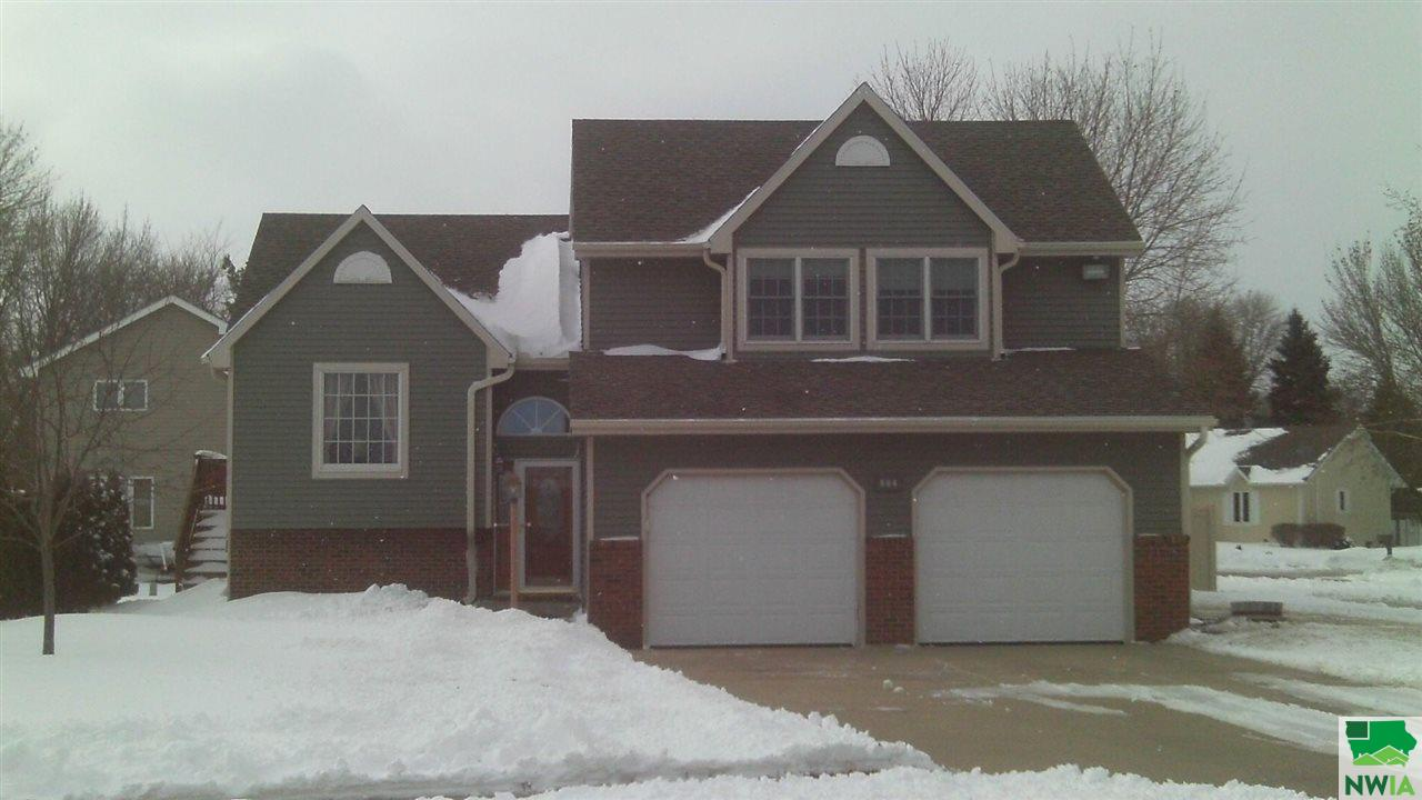Property for sale at 604 Topaz Drive, Sergeant Bluff,  IA 51054