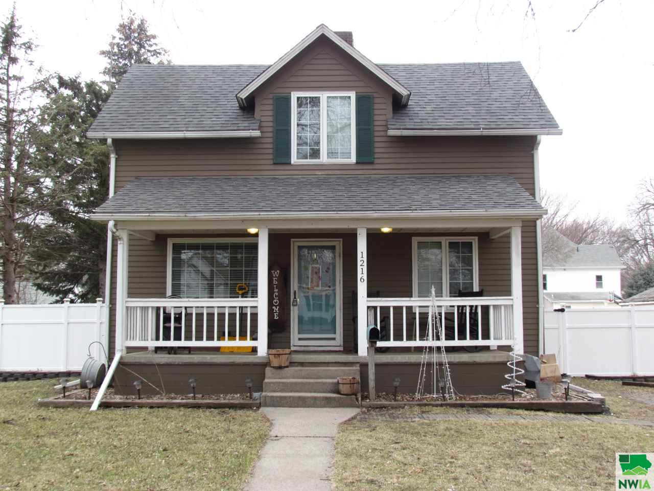 Property for sale at 1216 12Th Street Unit: ., Onawa,  IA 51040