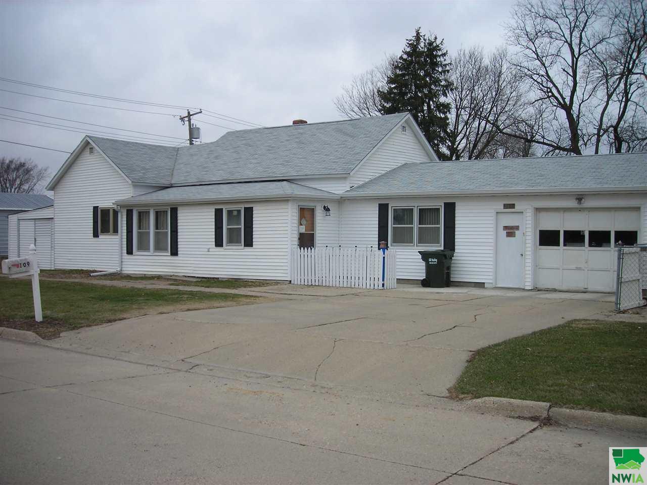 Property for sale at 109 S 17th Unit: Street, Dakota City,  NE 68731