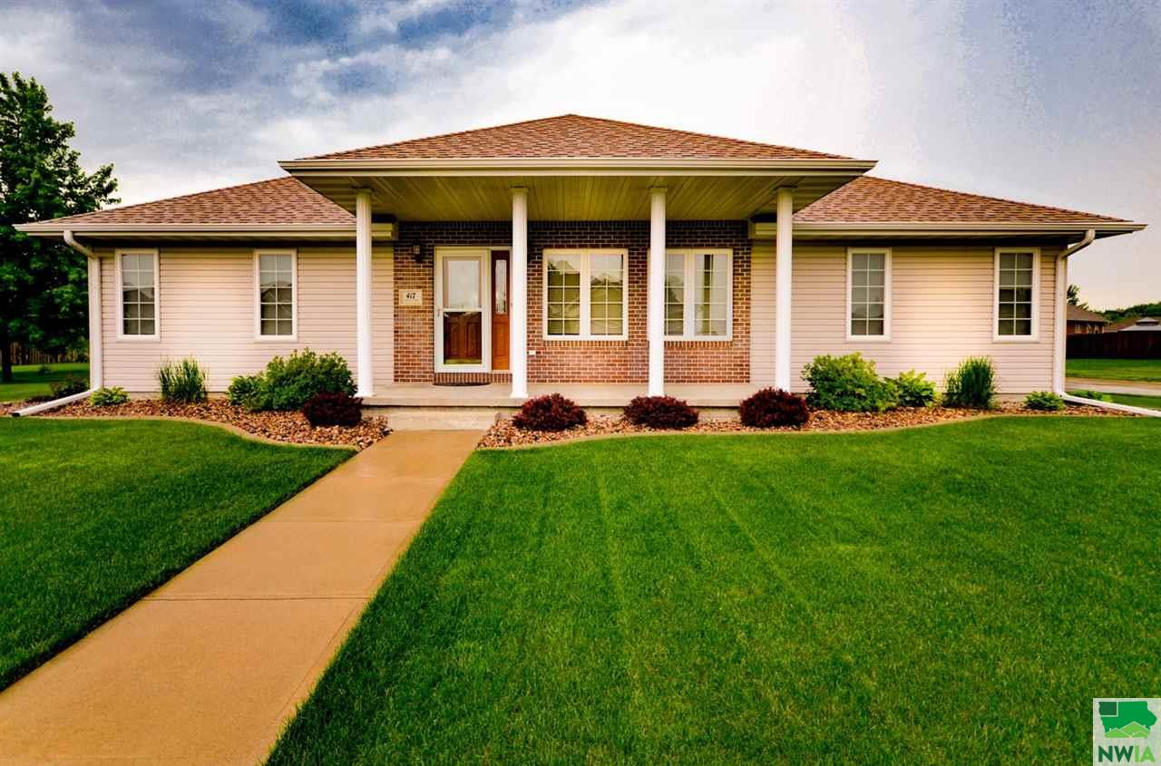 Property for sale at 417 Windsor Way Unit: ., Sergeant Bluff,  IA 51054