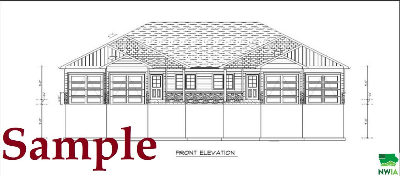 Property for sale at 200 S Churchill Circle, No. Sioux City,  SD 57049