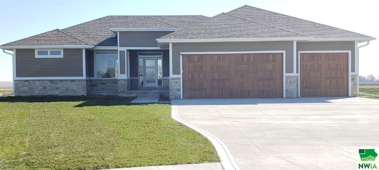 Property for sale at 506 Kingston Circle, Sergeant Bluff,  IA 51054