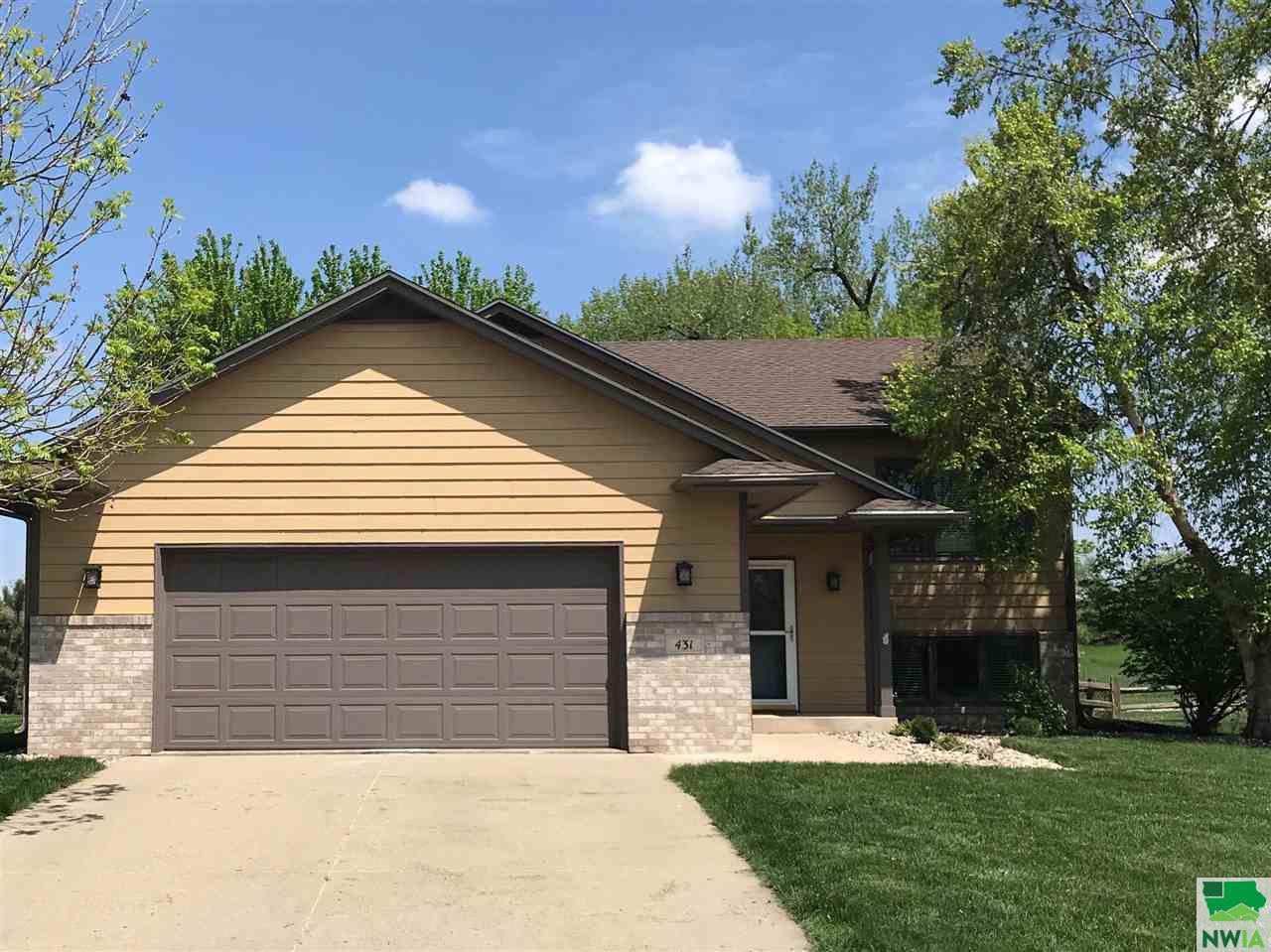 Property for sale at 431 Bison Trail, Dakota Dunes,  SD 57049