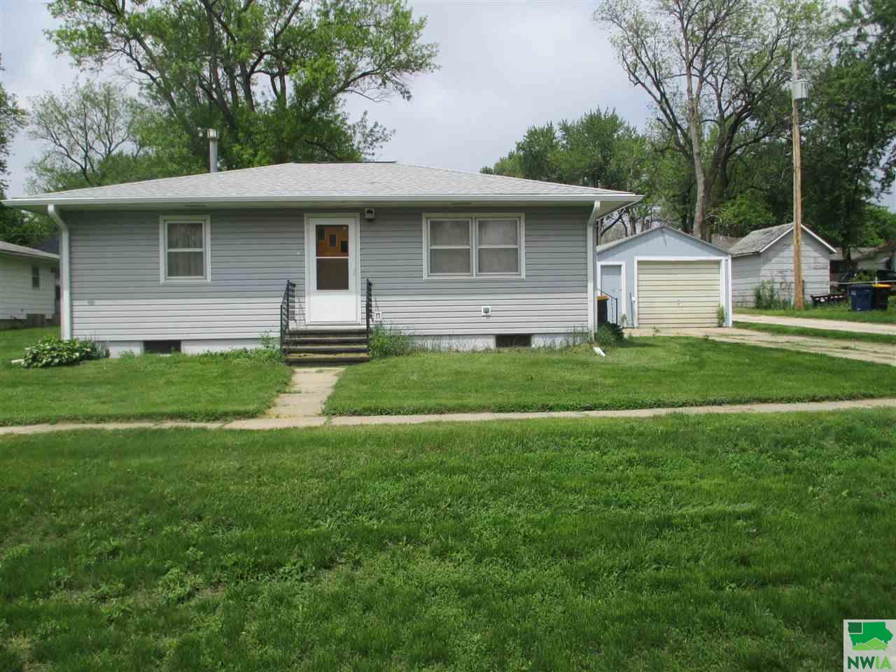 Property for sale at 211 W Third St., Kingsley,  IA 51028