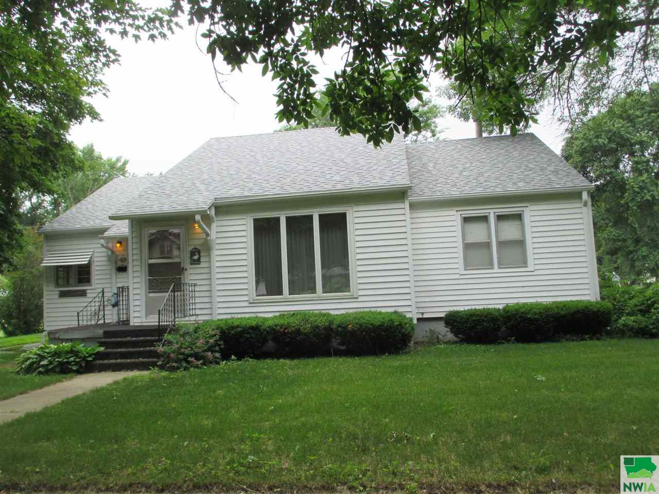 Property for sale at 416 Barre St., Kingsley,  IA 51028