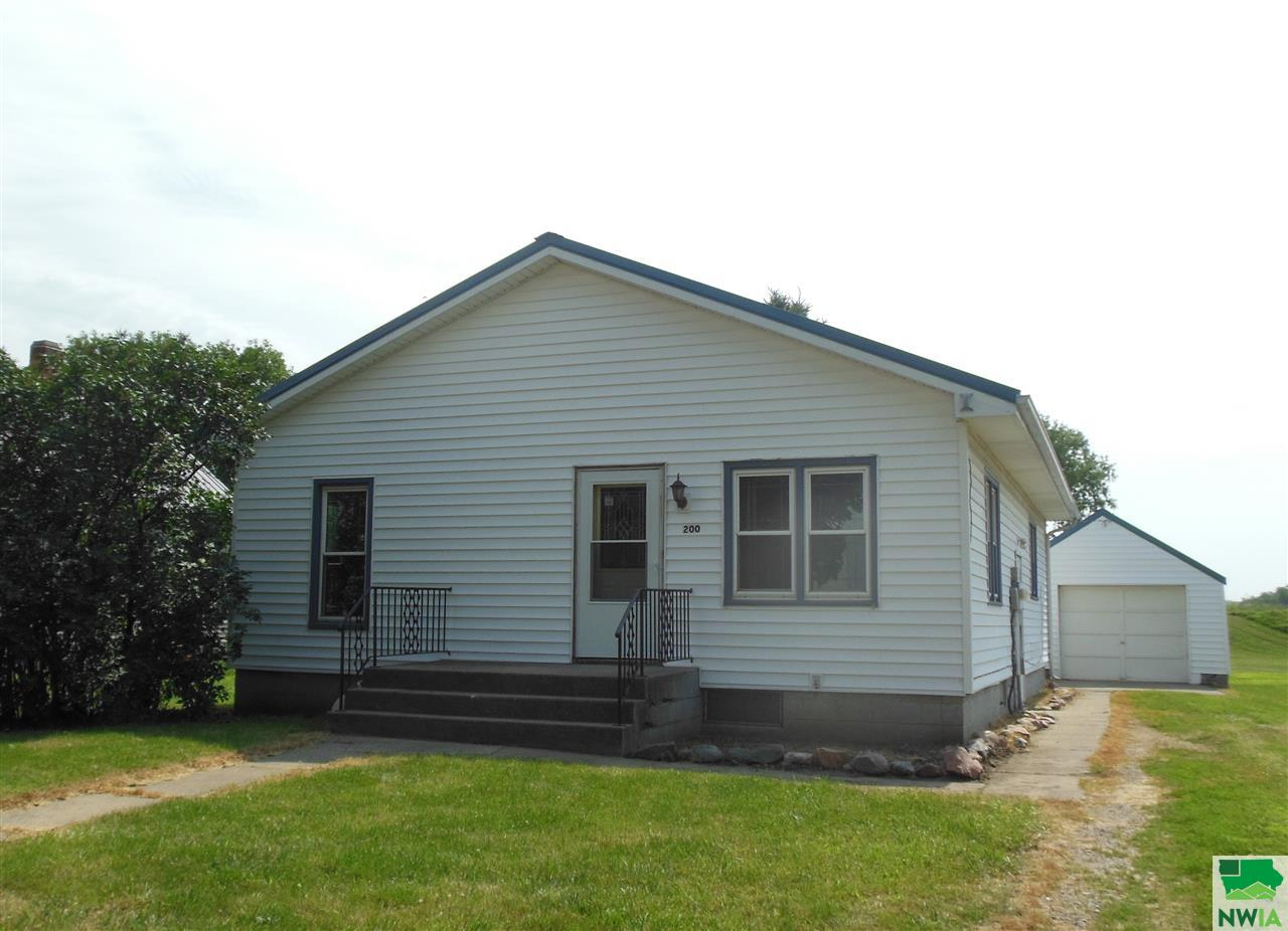 Property for sale at 200 N Center, Hinton,  IA 51024