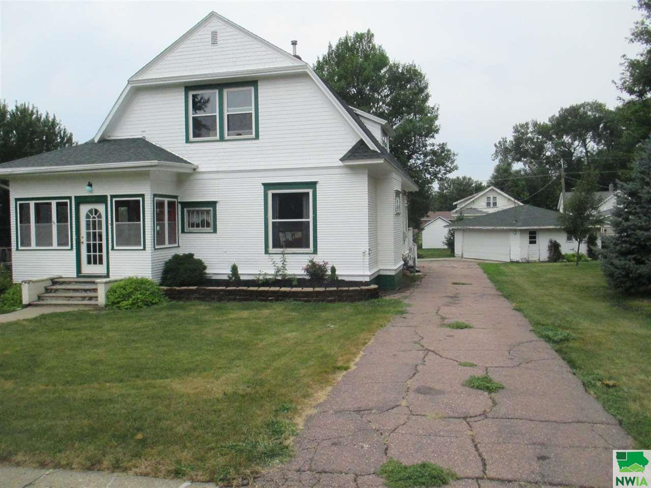 Property for sale at 320 Rutland St., Kingsley,  IA 51028