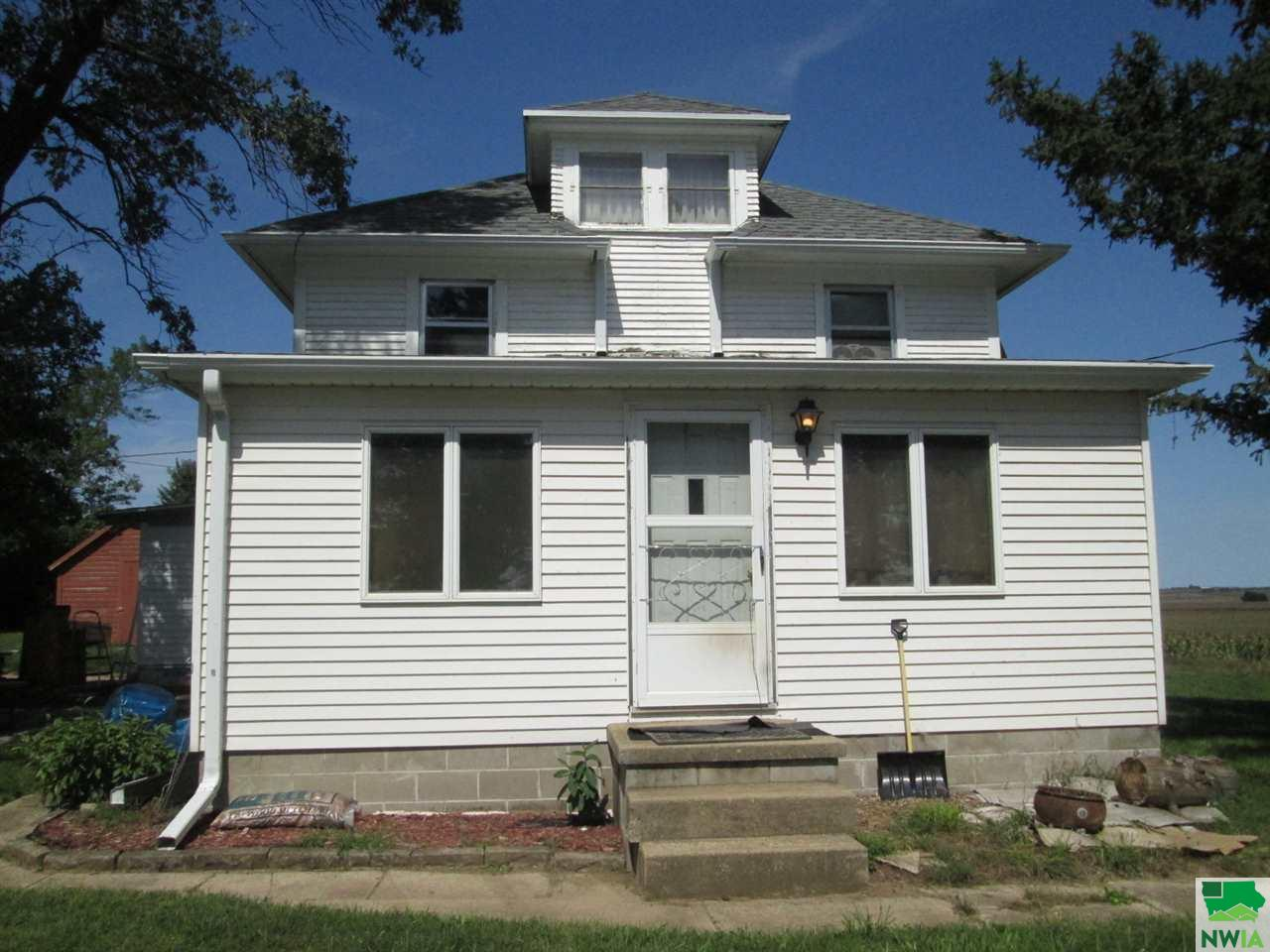 Property for sale at 2119 130th St, Lawton,  IA 51030