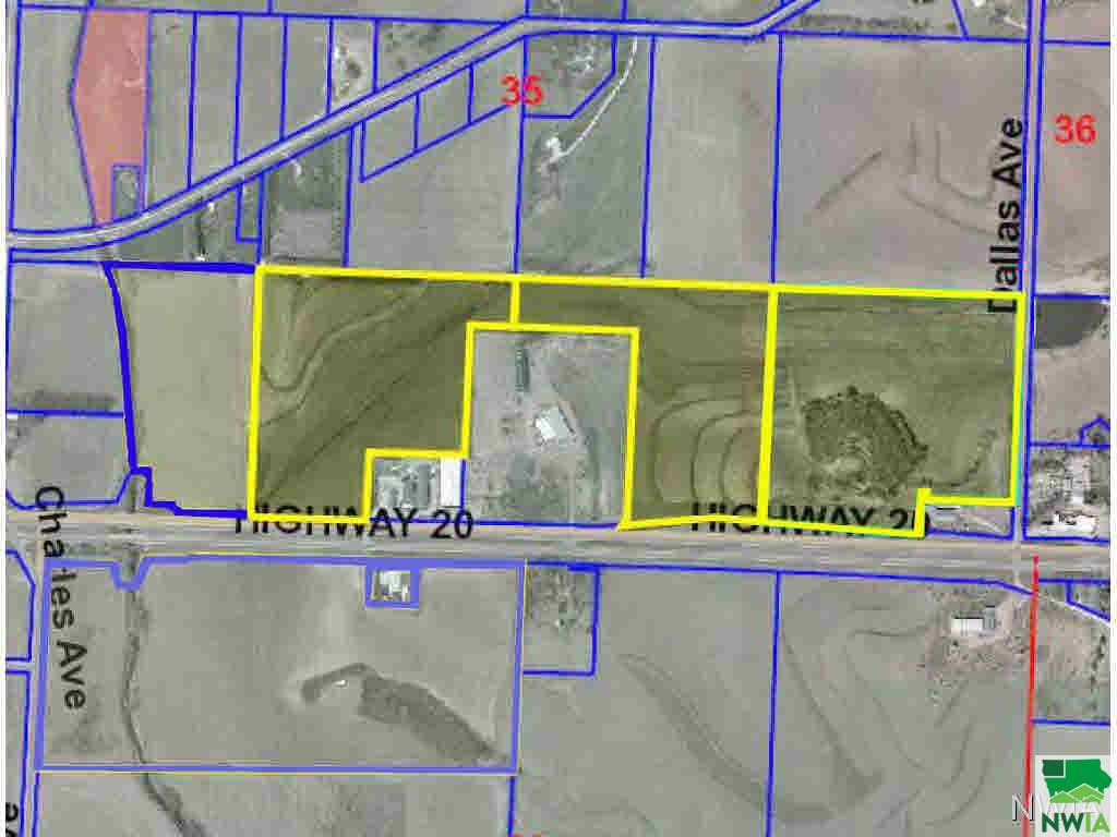 Property for sale at 1800 Highway 20, Lawton,  IA 51030