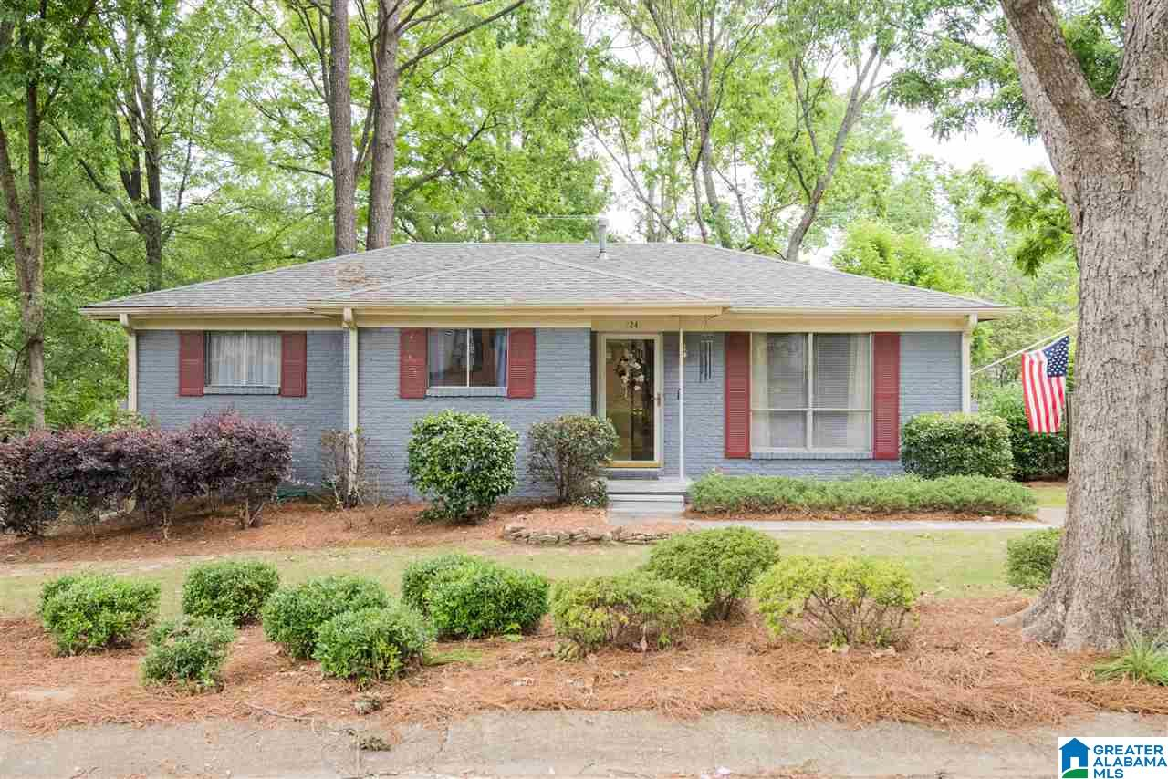 324 WILLOW BEND RD, HOMEWOOD, AL 35209