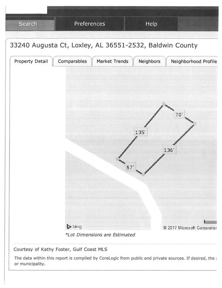 33240 Augusta Court, Loxley, AL 36551