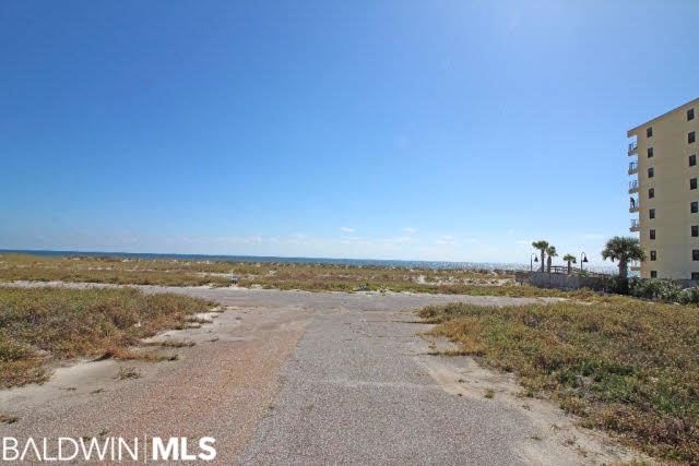 Development opportunity in Perdido Key, FL with approximately 300 feet on the gorgeous Gulf of Mexico! This land is cleared and ready to build - Fabulous Location! Listing Broker owns a unit interest.