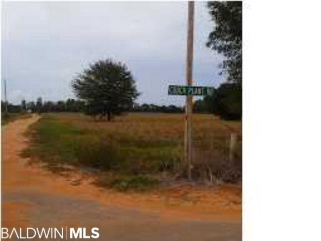 0 Couch Plant Rd, Summerdale, AL 36580