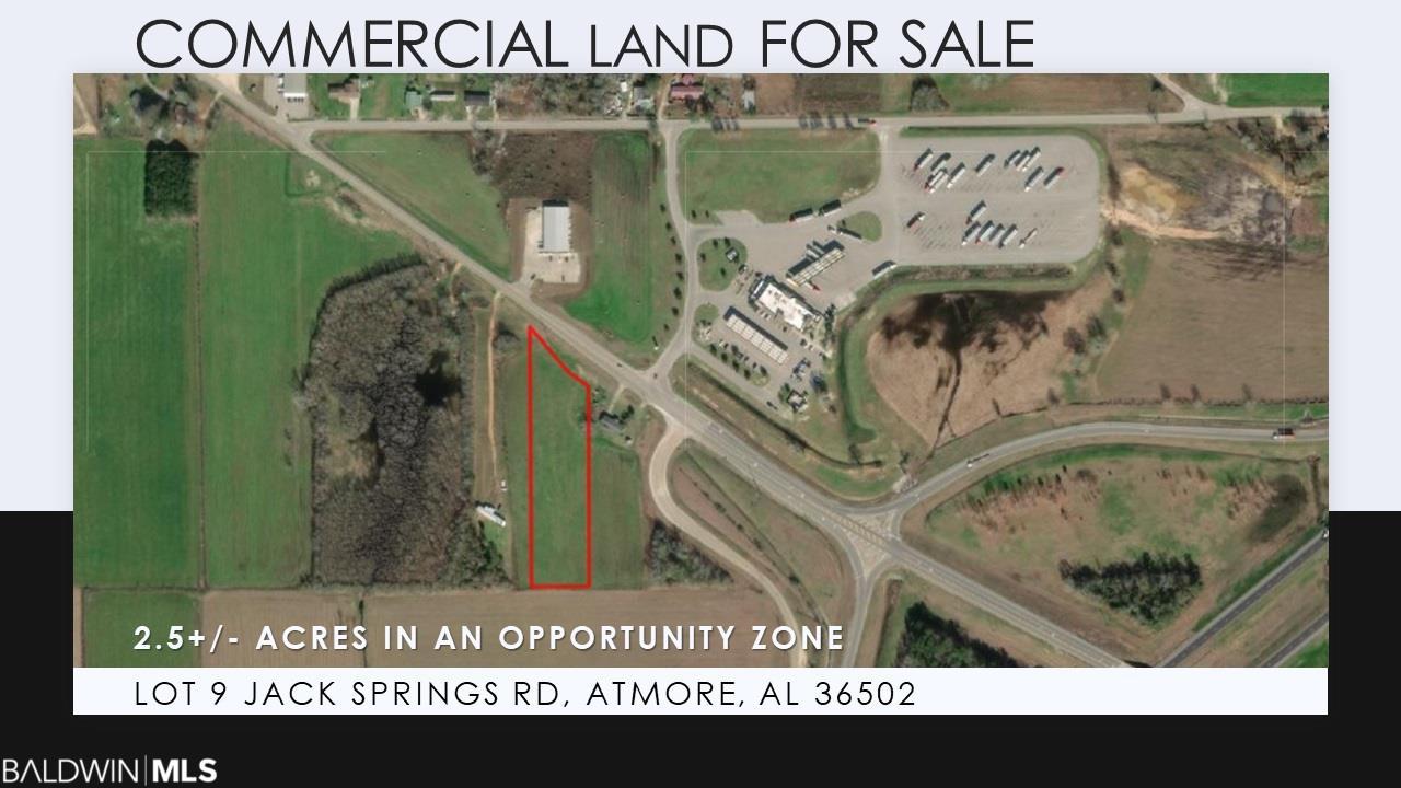 1 Jack Springs Rd, Atmore, AL, 36502