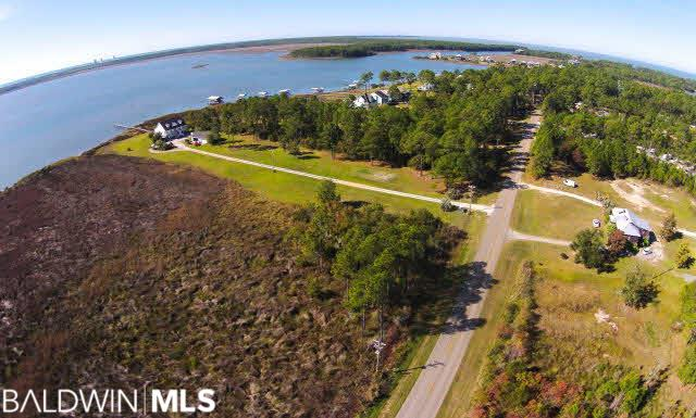 Amazing potential! 3 Parcels totaling 20+/- acres! 2 contiguous parcels approx. 16+/- acres with 700'+/- waterfront plus an additional parcel approx. 4 +/- acres across the street! Great location, only minutes to the beach! Parcel PPIN's included: 24664, 44621, & 18560.