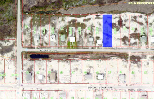0 Pizarro Av, Gulf Shores, AL, 36542