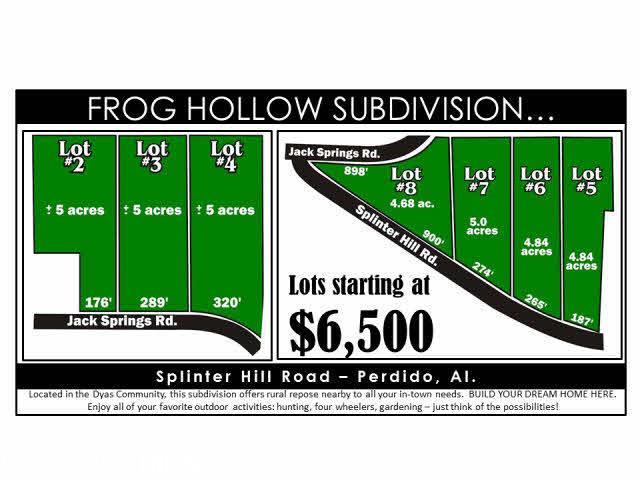 2 Splinter Hill Rd, Perdido, AL 36562