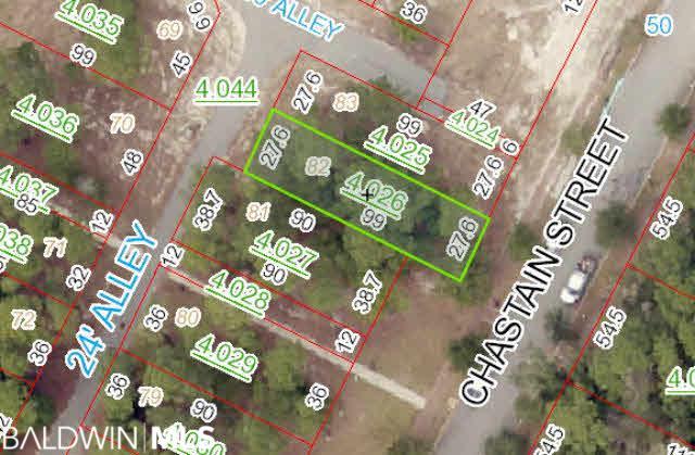 0 Chastain Street, Gulf Shores, AL 36542