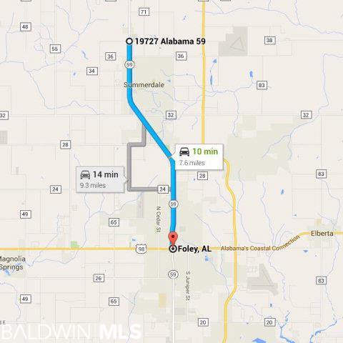 0 Highway 59, Summerdale, AL, 36580