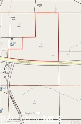1 Old Salem Road, Monroeville, AL 36460