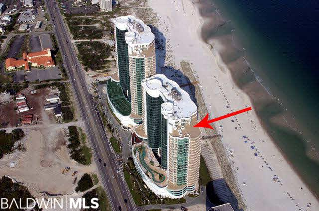 26302 Perdido Beach Blvd #PH-2304, Orange Beach, AL 36561