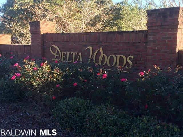 0 Delta Woods Drive, Spanish Fort, AL, 36527