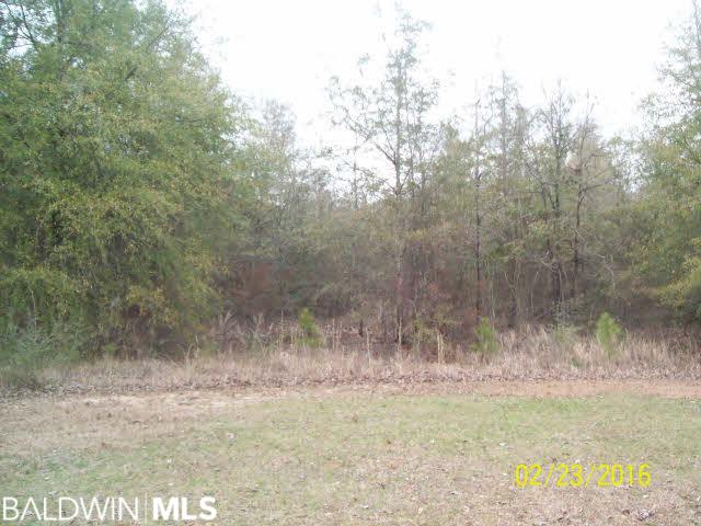 0 V R Byrd Road, Bay Minette, AL 36507