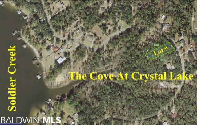 0 Soldier Creek Rd, Lillian, AL 36549