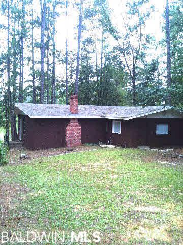 586 Buddy Lake Road, Brewton, AL, 36426
