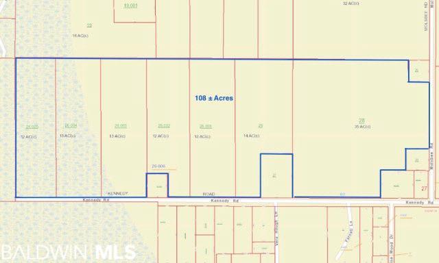 6119 Molsbee Rd, Bon Secour, AL 36511