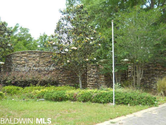 0 Balsam Creek Drive, Elberta, AL 36530