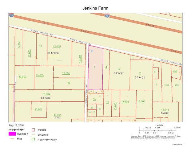 1 Hilliard Jenkins Rd, Loxley, AL, 36551